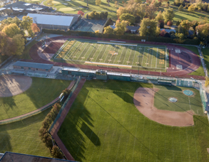 Aerial Photo of  GP North HS Fields