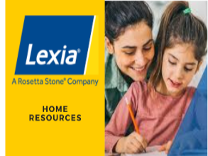Lexia at home resources hub