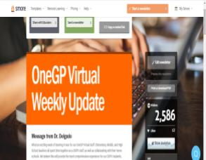 OneGP Virtual Newsletter