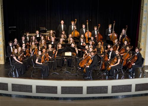 Concert Orchestra 2014