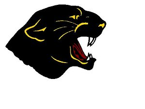Parcells Panther Logo